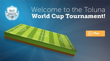 welcome to toluna world cup tournament