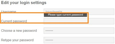 PasswordUpdate_Toluna